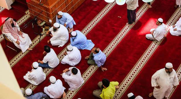 Muslim-Mosque