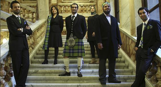 islam scotland