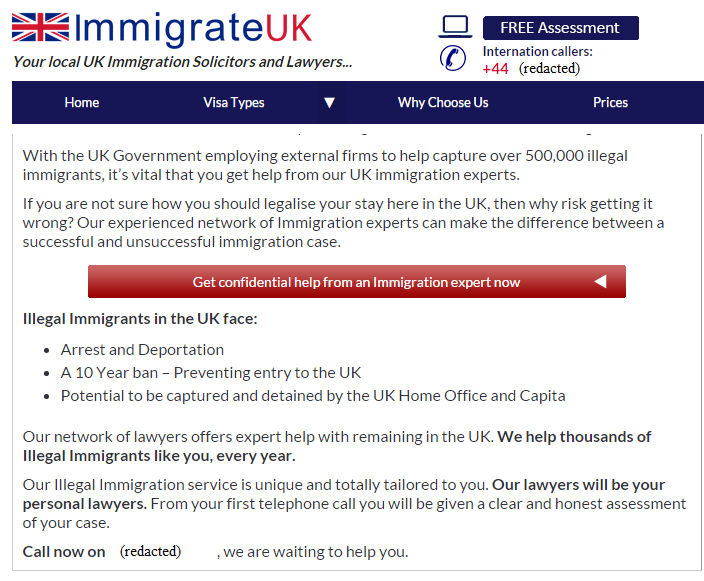 uk slip n fall lawyers for illegals