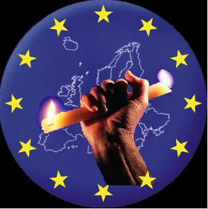 EU candle burning at both ends