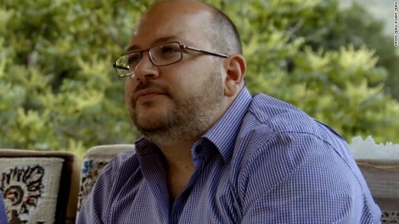 Washington Post journalist Jason Rezaian