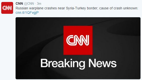 cnn turk shoot russian plane