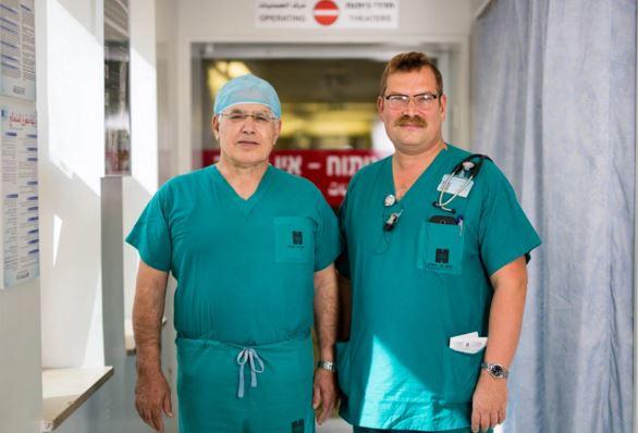 jewish arab doctors