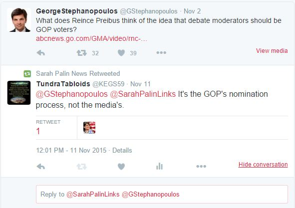 palin tweets tundra tabloids 13.11.2015
