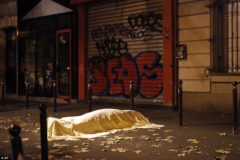 paris massacre victim