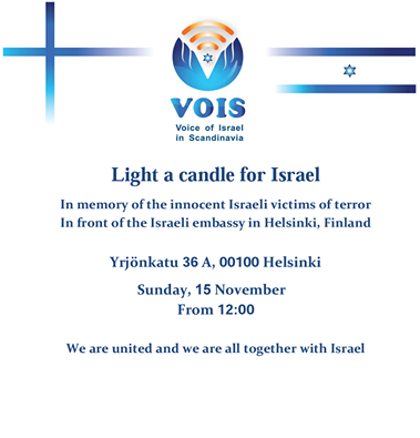 vois light a candle 15 nov 2015