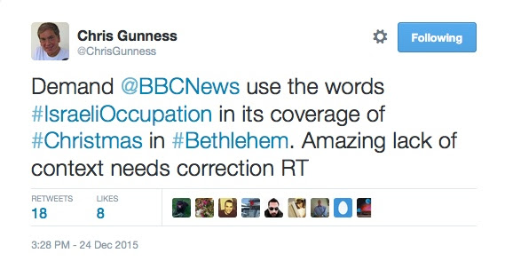 GUNNESS BBC OCCUPATION DEMAND