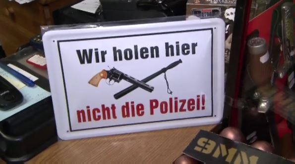 german gun buying boom