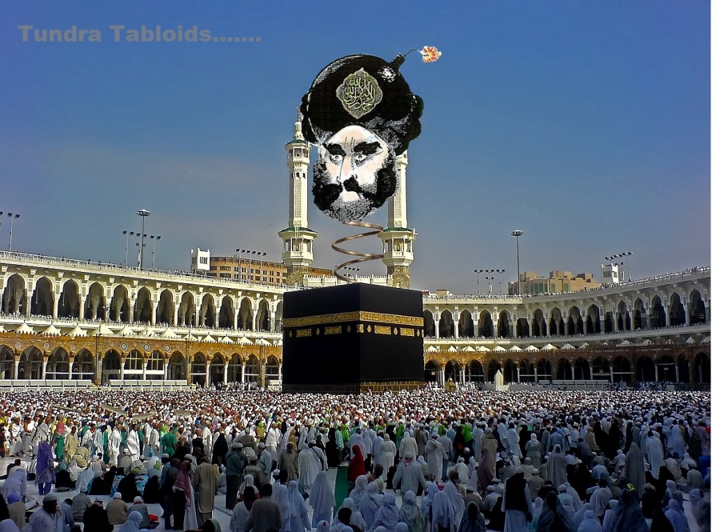 jack in the kaaba