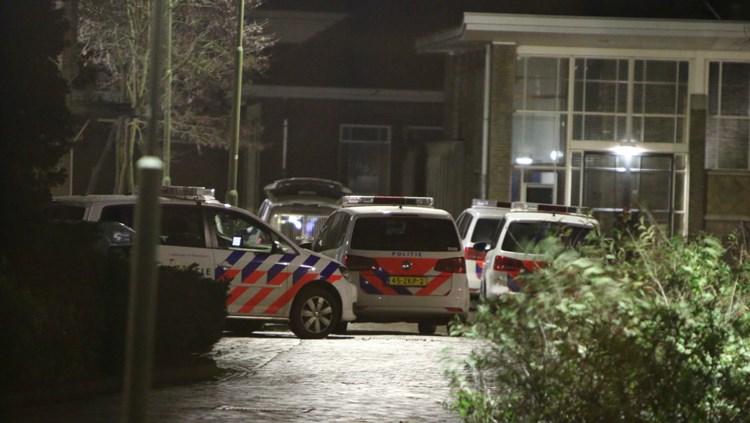 netherlands asylum center riot