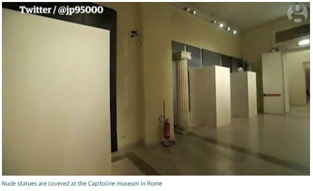 rome jackassery