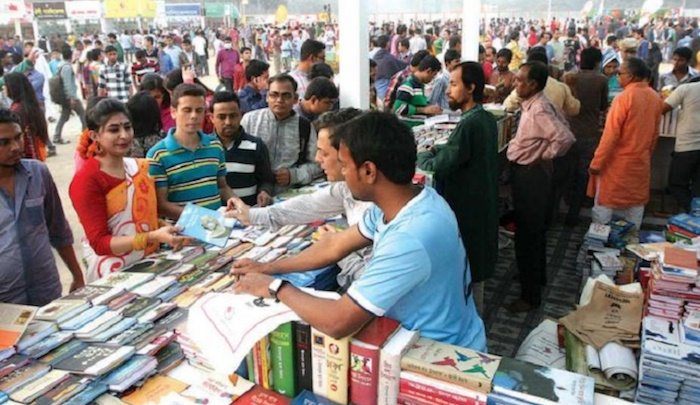 Bangladesh-book-stand