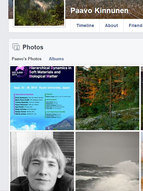 kinnunen fb page