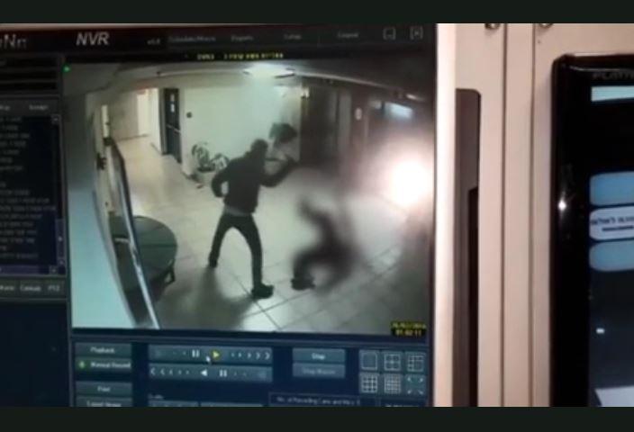 pali islamonazi terror attack with ax 27.2.2016