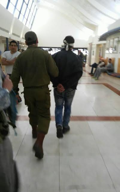 terrorist nabbed by idf