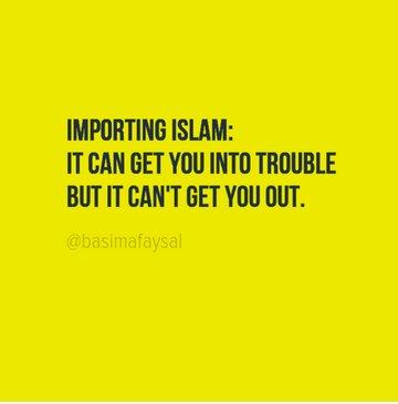 ISLAM TROUBLE