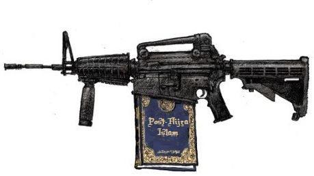 AR 15 islam