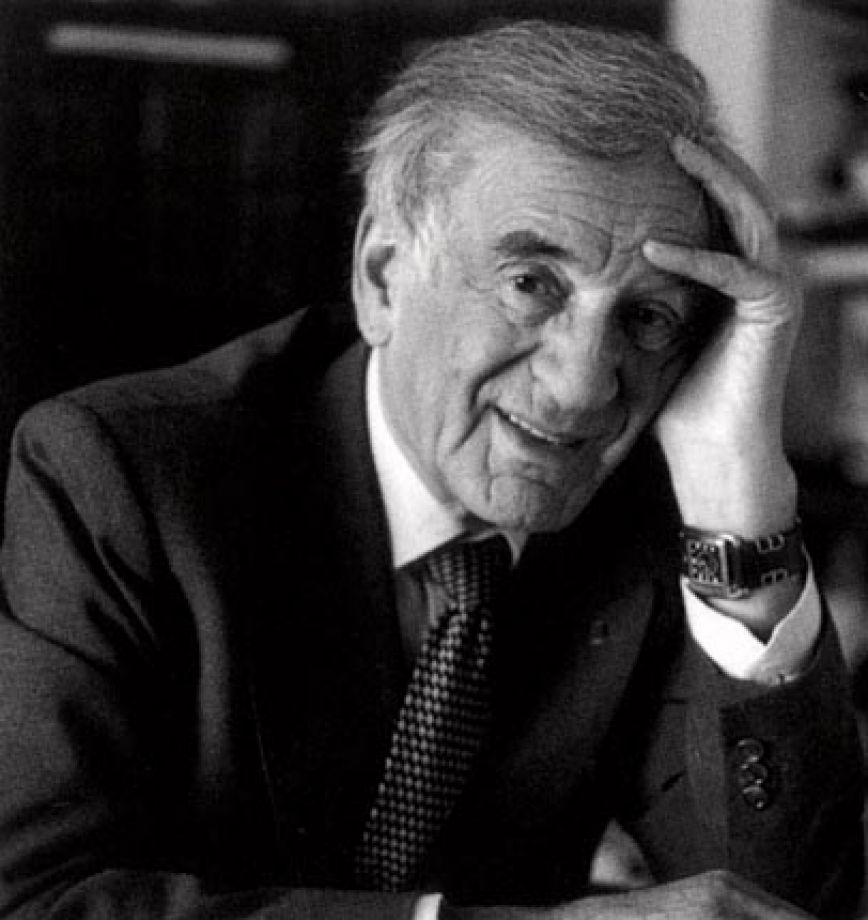 elie wiesel It was moishe who led elie wiesel, much too young, to study kabbalah most  people in the little shtetl of sighet, in transylvania, knew it was.