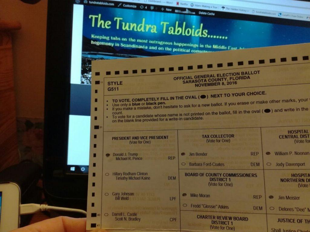 trump-vote