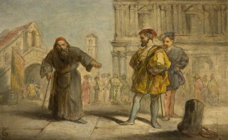 an analysis of the anti semitism in the merchant of venice by william shakespeare Antisemitism in shakespeare's the merchant of venice updated on september 4 william shakespeare wasn't above using analysis of the villain shylock in.