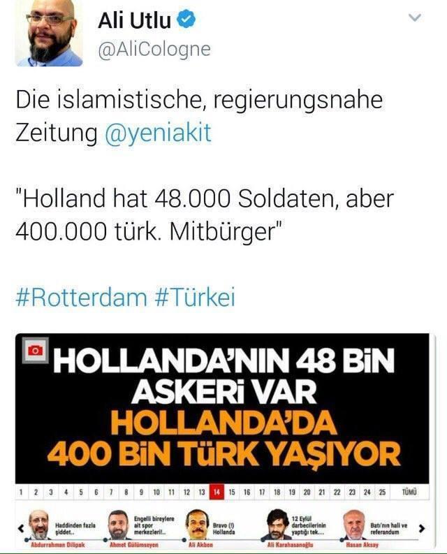 turks in netherlands essay