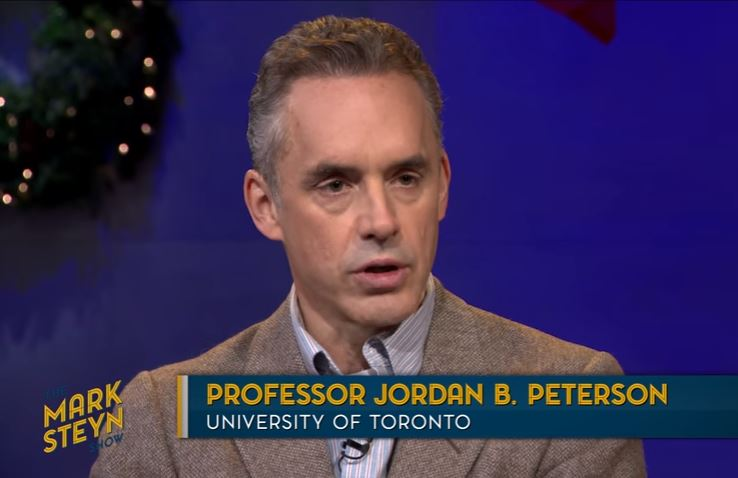 Jordan Peterson on Mark Styen show about Orwellian perversion of language…