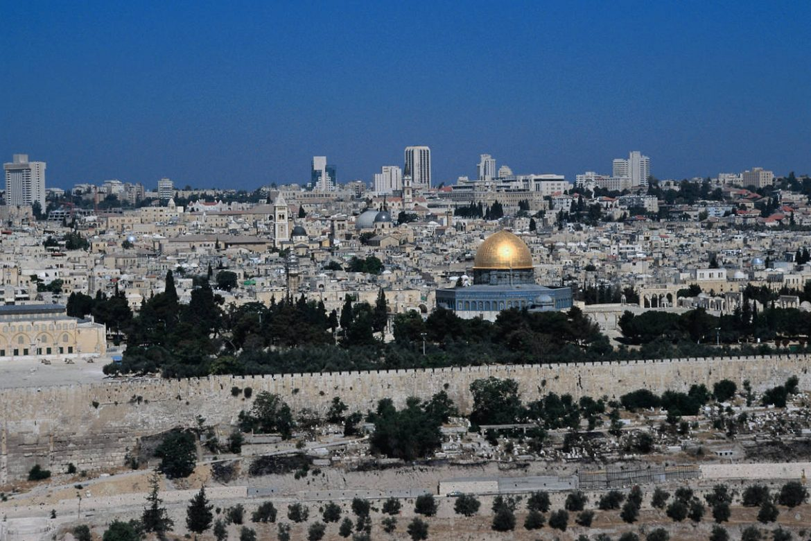 Russia recognizes Jerusalem as Israel's capital city ...