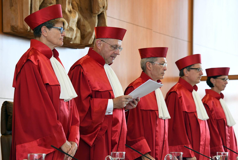 Конституционный суд Германии отверг жалобу экологов на «Северный поток – 2»