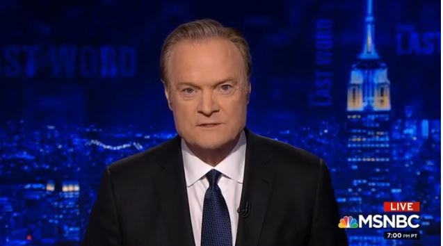 LOL: MSNBC's Lawrence O'Donnell retracts fake news Trump